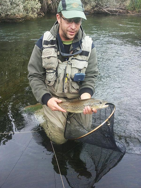Resultados del V Máster de Pesca por Parejas «Río Duero»