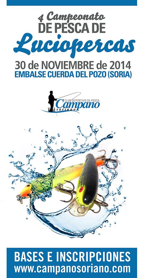 IV Campeonato de Pesca de Luciopercas