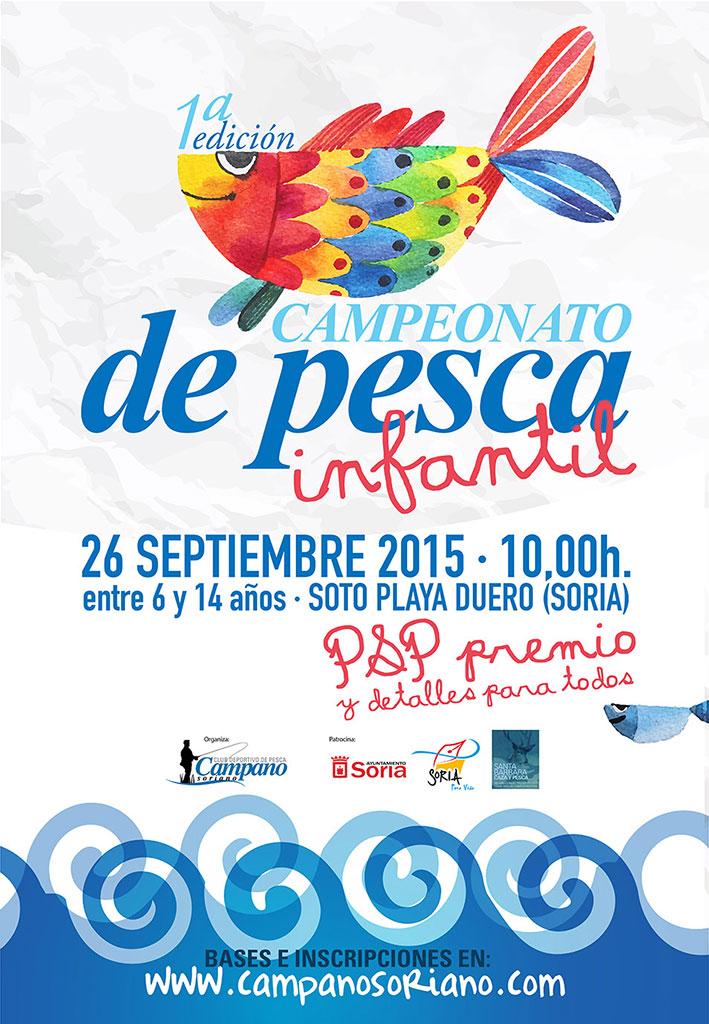 1ª Edición Campeonato de Pesca Infantil