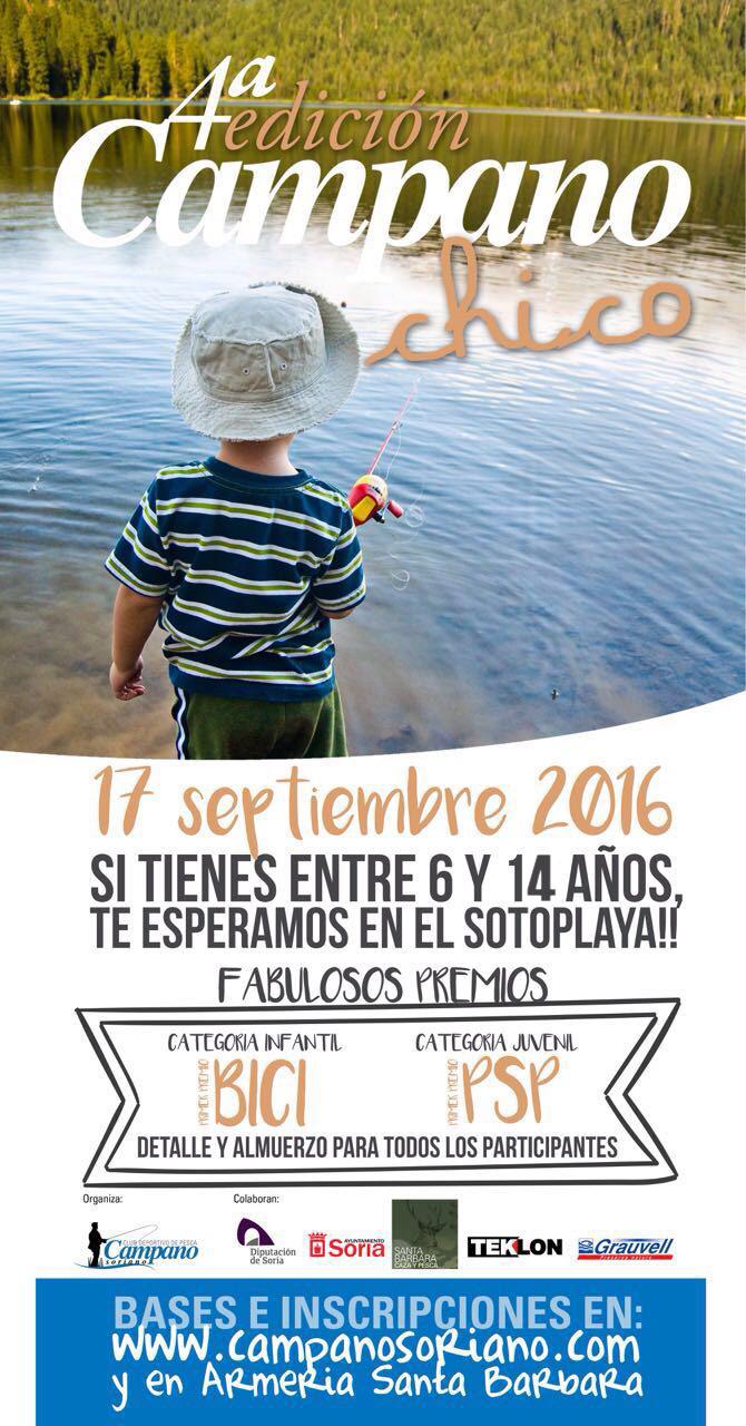 4ª Edición Campano Chico 2016