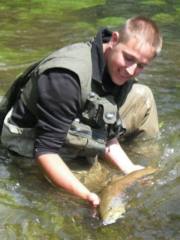 El Campano estará en el nacional de salmónidos mosca