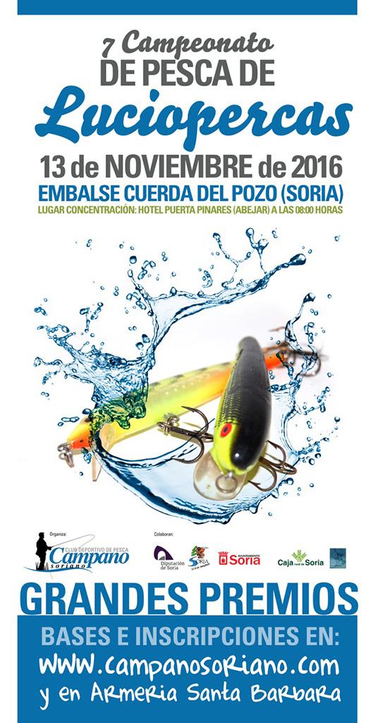 VII Campeonato de Pesca de Luciopercas