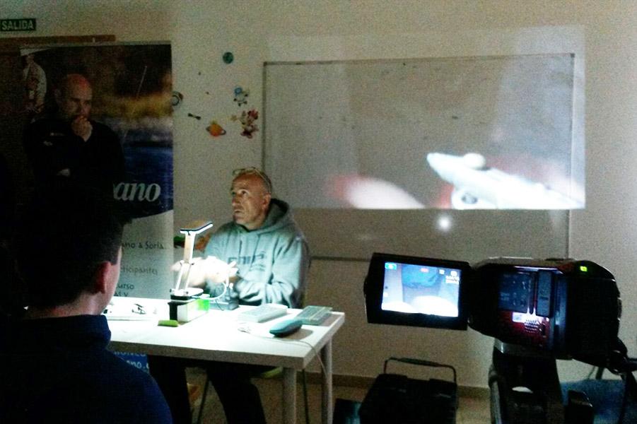 Muchas ganas de aprender en el Clinic de Pesca a Mosca