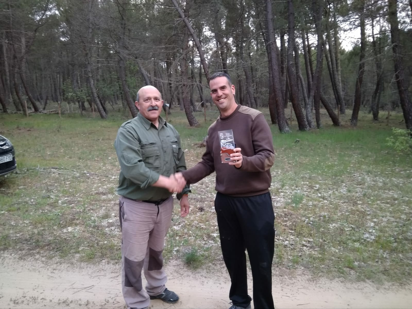 Campeonato Provincial Salmónidos Lance 2018